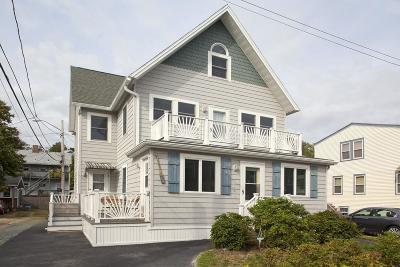 Hull Single Family Home For Sale: 193 Samoset Ave