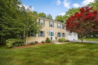 Mansfield Single Family Home For Sale: 58 Pilgrim Rd