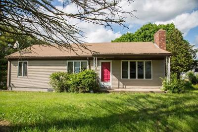 Rehoboth Single Family Home Back On Market: 110 Providence St