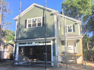 Waltham Single Family Home For Sale: 87 Boynton Street