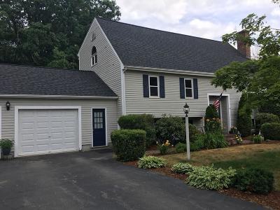 Attleboro Single Family Home For Sale: 9 Sajo Dr