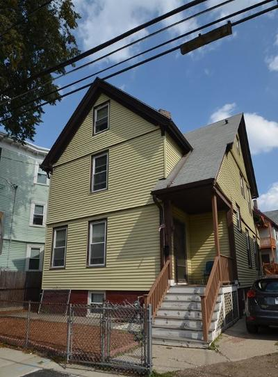 Somerville Single Family Home Under Agreement: 11 James St