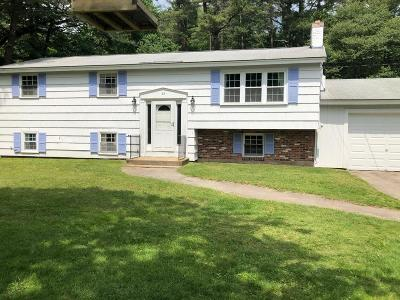 Pembroke Single Family Home Under Agreement: 33 Fairwood Dr