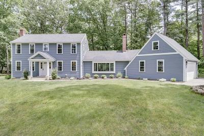 Norwell MA Single Family Home For Sale: $734,900