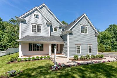 Needham Single Family Home For Sale: Lot 202 Lakin St