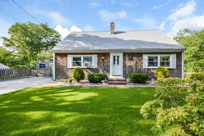 Single Family Home For Sale: 26 Cary Rd