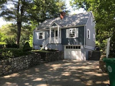 Newton Single Family Home For Sale: 85 Carl St