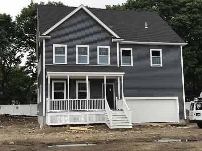 Lynnfield MA Single Family Home Under Agreement: $849,900