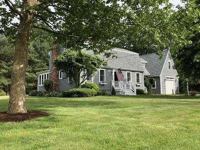 East Bridgewater Single Family Home Contingent: 1389 Central St