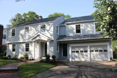 Needham Single Family Home For Sale: 154 Tower Ave