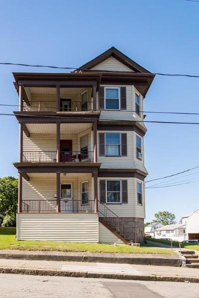 Fall River Multi Family Home For Sale: 679 Charles St