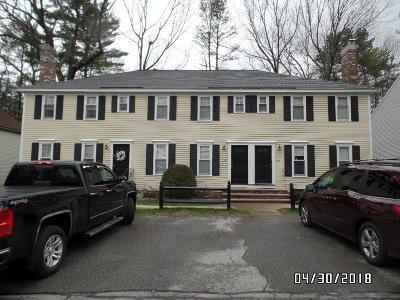 Billerica, Chelmsford, Lowell Condo/Townhouse Under Agreement: 855 Wellman Ave #855