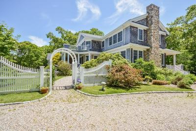 Falmouth Single Family Home For Sale: 29 Eldredge Drive
