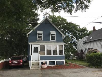 Lowell Single Family Home Under Agreement: 5 Nelson Ave