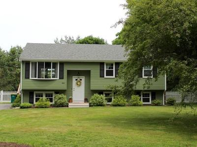 Mansfield Single Family Home Under Agreement: 446 Ware St