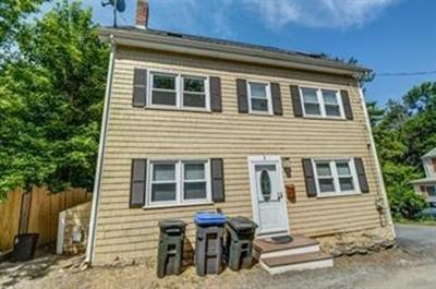 Natick Single Family Home For Sale: 2 Temple St