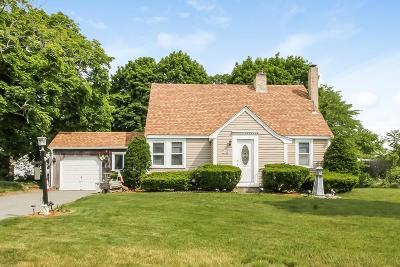 Abington Single Family Home Under Agreement: 25 Shaw Ave