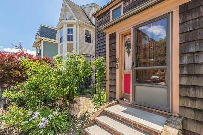 Boston Single Family Home For Sale: 83 Green St.