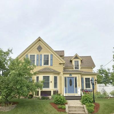 Bourne Single Family Home Under Agreement: 24 Washington Ave