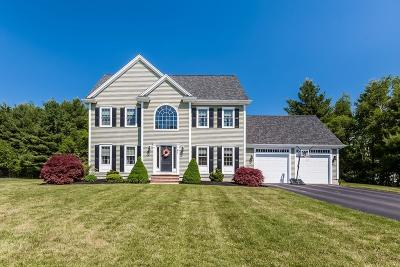 Taunton Single Family Home Under Agreement: 81 Craven Ct