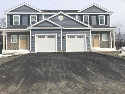 Woburn Single Family Home Under Agreement: 8 Dragon Court