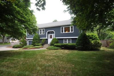 Maynard Single Family Home Under Agreement: 162 Great Rd