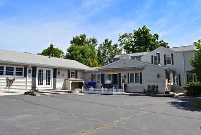 Taunton Single Family Home For Sale: 20 Range Ave.