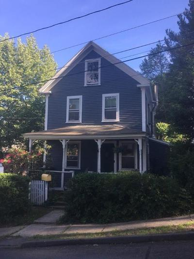 Maynard Single Family Home Under Agreement: 27 Fairfield St