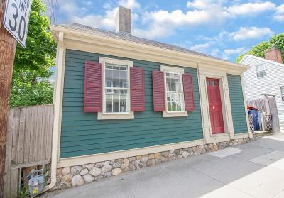 Plymouth Single Family Home For Sale: 124 Summer Street