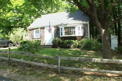 Norwell MA Single Family Home For Sale: $375,000