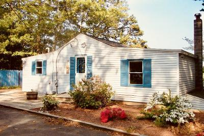 Plymouth Single Family Home Under Agreement: 626 Wareham Rd
