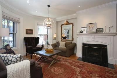 Condo/Townhouse Under Agreement: 36 Concord Sq #A