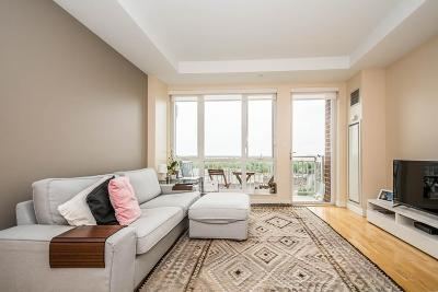 Medford Condo/Townhouse For Sale: 100 Station Landing #1008