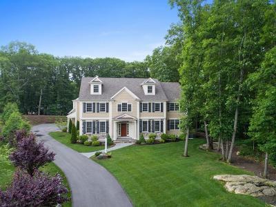 Wellesley Single Family Home For Sale: 20 Deerfield Rd