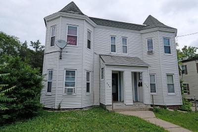 Multi Family Home For Sale: 268-270 Wood Ave