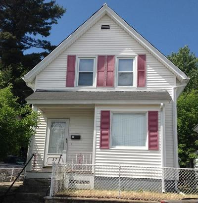 Lowell Single Family Home Under Agreement: 27 Arthur St