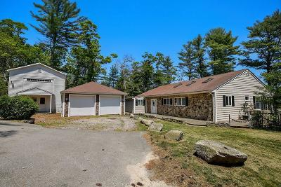 Plymouth Single Family Home For Sale: 90 College Pond Rd