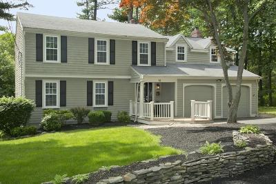 Hingham Single Family Home Contingent: 16 Pioneer Road
