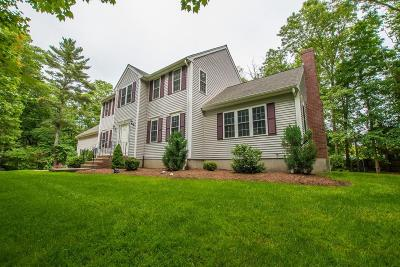 Bridgewater Single Family Home For Sale: 43 Twin Diamond Dr