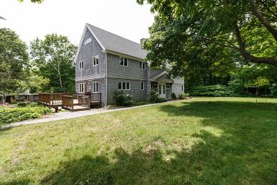 Falmouth Single Family Home Under Agreement: 11 Bauer Ln
