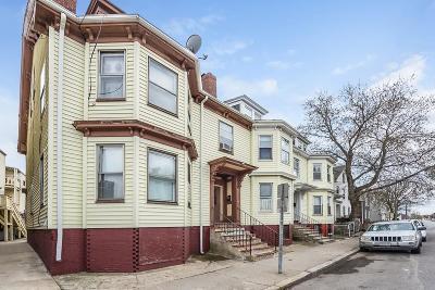 Somerville Multi Family Home Under Agreement: 4 Cross Street