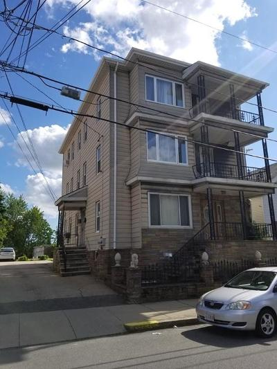 Fall River Multi Family Home For Sale: 53 Palmer Street
