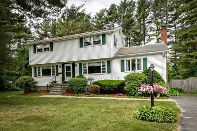 Natick Single Family Home For Sale: 178 Mill St.