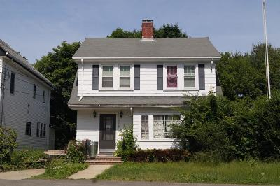 Stoneham Single Family Home Under Agreement: 138 Summer St