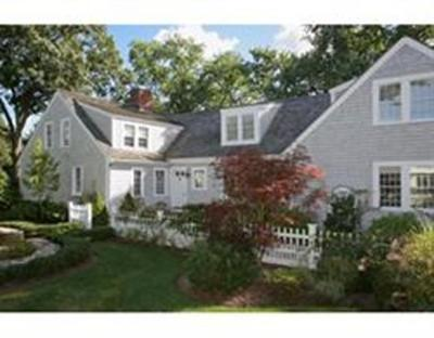 Duxbury Single Family Home For Sale: 153 Surplus St