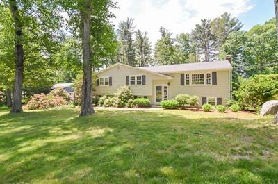 Framingham Single Family Home Under Agreement: 27 Crestwood Drive