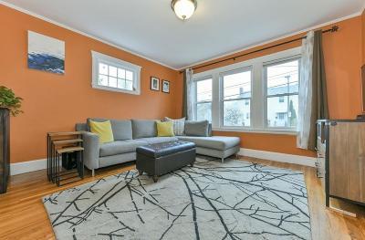 Condo/Townhouse Under Agreement: 25 Gartland Street #1