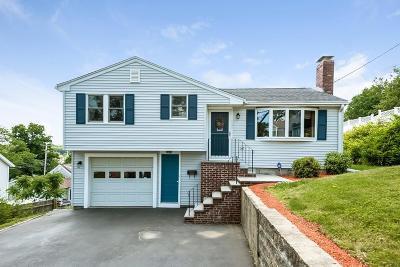 Braintree Single Family Home Under Agreement: 141 Trefton Dr