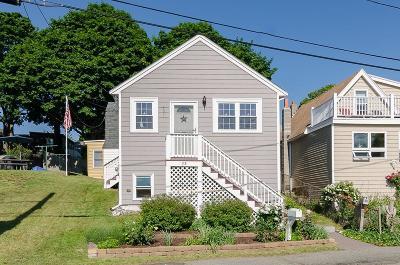 Quincy Single Family Home For Sale: 38 Parkhurst St