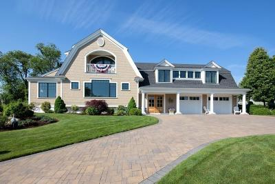 Hingham Single Family Home For Sale: 36 Highview Drive